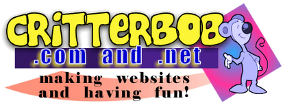 CritterBob .com and .net